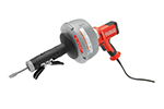 RIDGID 35473 K-45AF Auto-Feed Drain Cleaning Machine with 5/16 in. x 25 ft. C-1IC Cable, Inner Drum