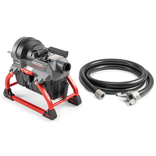 Ridgid K 5208 61688 Sectional Drain Cleaning Machine For