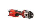 "Ridgid 57363 RP 241 Battery Press Tool with ProPress Jaws (1/2"", 3/4"", 1"", 1 1/4""), 12V Li-Ion Battery"