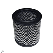 Robinair 17577 Activated Carbon Filter Element for 17580