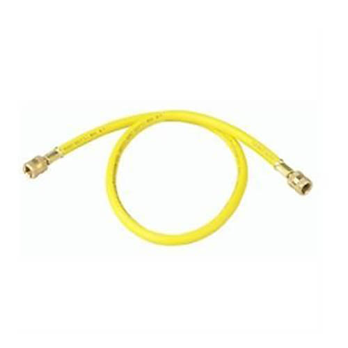 Robinair 19078 36 in Yellow Replacement Quick Seal Hose with Valve for 34400/34700 Series