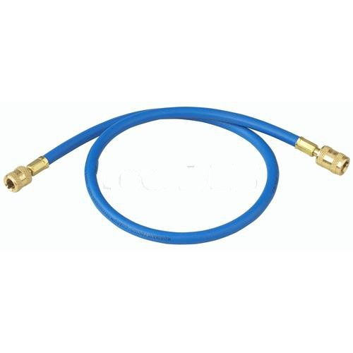Robinair 19079 36 in Blue Replacement Quick Seal Hose with Valve for 34400/34700 Series