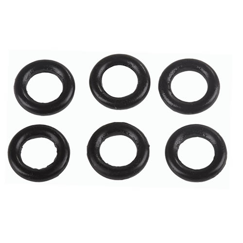Robinair 40531 Replacement O-Rings for 10242 Quick Seal Adapter and 10236 Flexible Adapter Pack Of 6