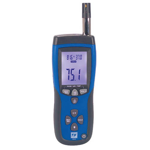Robinair TIF3110 Infrared Thermometer and Pyschrometer