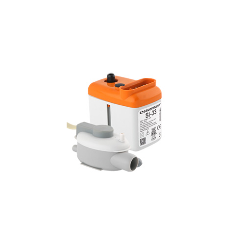 Sauermann SI-33-230V Air Conditioning Mini Condensate Removal Pump, up to  8.4 Tons, 8 gph, 230V