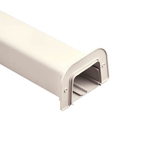 Sauermann WDE110 Wall Duct for Lineset Ducting, 4