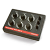 Seaward RM6-N 6 Decade Resistance Box, 10 ohms to 1 Mohms