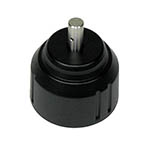 Click for larger image of the Shimpo DT-ADP-200LR Contact adapter for DT-205LR/207LR/S12 tachometers