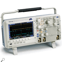Tektronix DPO2012B 100 MHz, 2-Ch, 1 GS/s Digital Phosphor Oscilloscope