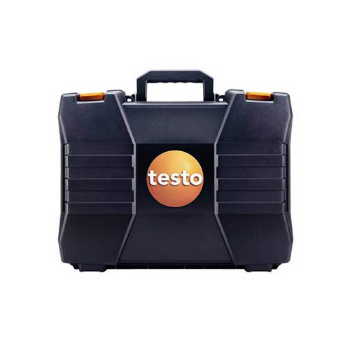 Testo 0516 1435 Service Case for Model 435 Multi-Function Meter, Probes and Accessories (Closed View)