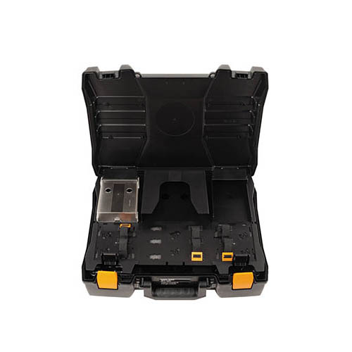 Testo 0516 3302 Carrying Case for 330i Flue Gas Analyzer and Accessories (View of Second Compartment)
