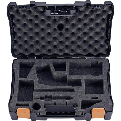 Testo 0516 8451 Service Case for Model 835 and 845 Thermometers and Accessories