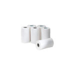 Click for larger image of the Testo 0554 0561 Self-Adhesive Label Thermal Paper Roll for 575 Fast Printers (Pack of 6)