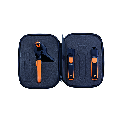 Testo 0563 0004 Heating Smart Probe Set with Smart and Wireless Probes