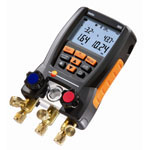 Click here for a larger image of the Testo 550 RSA Deluxe Kit (0563 5506)