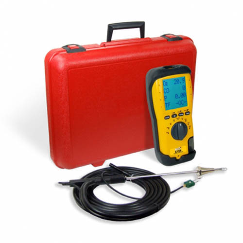 UEI C155 Eagle X Xtended Life Combustion Analyzer with CO and CO2