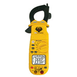 Click for larger image of the UEi DL479 True-RMS HVAC/R Clamp Meter, AC, 600A, with Non-Contact Voltage