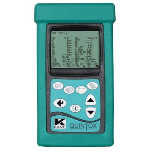 UEi K9206C4 Quintox Combustion Analyzer with NO, NO2, and SO2 Sensor Modules