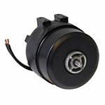 Click for larger image of the UEi UEM2161T Cast Iron Housing Watt Motor, 16 Watts, Clockwise Rotation, 230V AC