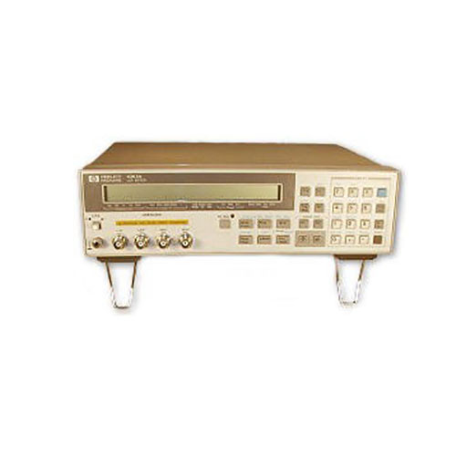 Hp Lcr Meter : A agilent hp lcr meter refurbished at the