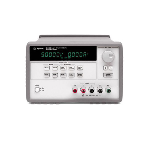 Image of Agilent-HP-E3634A by Test Equipment Depot