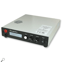 Versatile Power Bench 200-03 Programmable DC Power Supply, 200V/3A/600W w/Analog & USB Interfaces