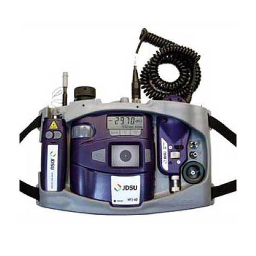 Viavi FIT-S105-PRO Fiber Inspection and Test System Kit HP3-60-P4, FBP-P5, Cleaning Material, FFL-05