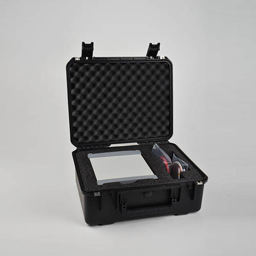 Vitrek HC-7X Hard Carrying/Shipping Case with Die Cut Foam for PA900