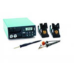 Click here for a larger image - Weller WXD2010 High Powered Digital Soldering Station  with WXDP120 Soldering Pencil, 240W, 120V