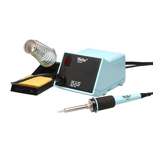 weller wtcptd temperature controlled soldering station weller wtcptd at th. Black Bedroom Furniture Sets. Home Design Ideas