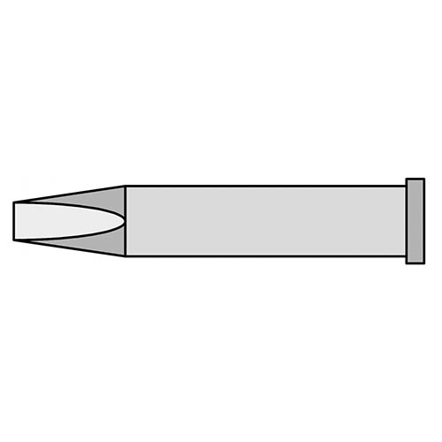 Weller XTCSL (T0054474299) XT Series Chisel Solder Tip, 3.20 x .45mm, for WP120 Iron