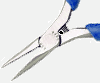 "Click here for larger image - Xcelite L4V 4"" Subminiature Needle Nose Pliers, Serrated Jaw"