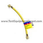 Yellow Jacket 21012 12 in, Yellow, Hav Standard Fitting, Plus II 1/4 in	 Charging Hose