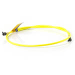 "Click here for larger image of the Yellow Jacket 78660 60"" High Temp. Pressure Control Hose"