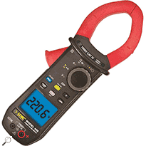 AEMC 405 Power Clamp-On Meter (TRMS, 1000VAC/DC, 1000AAC/1500ADC, Ohms, Continuity) (#213950)