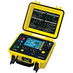 Click here for a larger image of the AEMC 6471 Ground Resistance Tester (Digital, 3-Point, 4-Point, clamp-on, DataView Software)