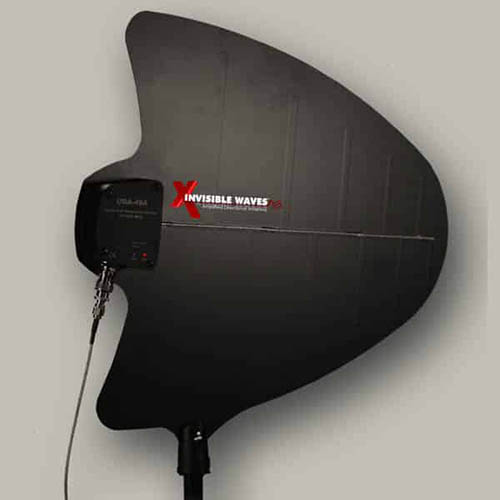 Aaronia IWXANT Amplified Directional Antenna for use with Iwx Series