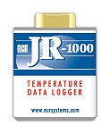 ACR Systems JR-1000 Single channel temperature data logger, Logger Only - Click here for product information page