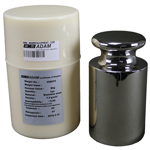 Adam Equipment ASTM 3-1g Calibration Weight