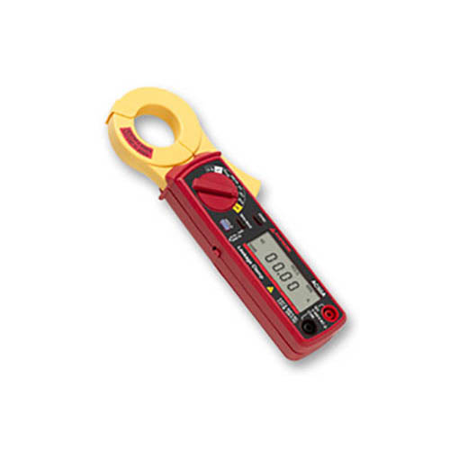 Amprobe AC50A 400V/60A AC Leakage Clamp Meter with Resistance and Continuity Beeper (Font)