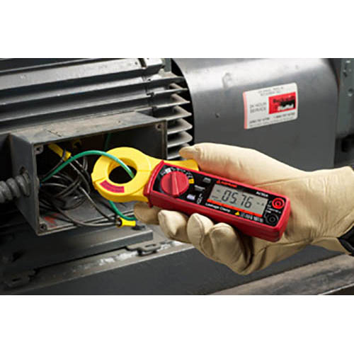 Amprobe AC50A 400V/60A AC Leakage Clamp Meter with Resistance and Continuity Beeper (In Action)