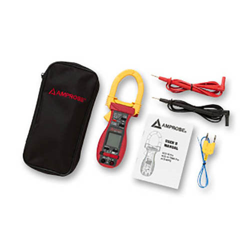 Amprobe ACD-16 TRMS-PRO 600V/1000A TRMS AC Data-Logging Clamp-on Multimeter w/ Audible Continuity (With Accessories)
