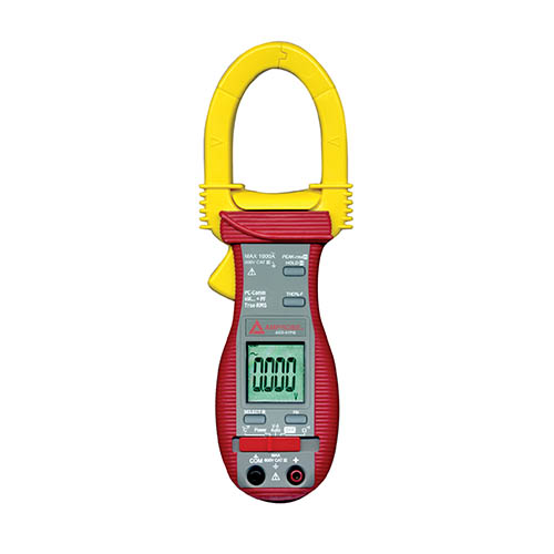 Clamp Meter Accessories : Acd pq amprobe v a trms ac power