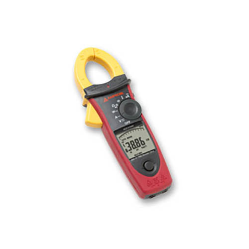 Amprobe ACD-51NAV 1000V/600A TRMS AC Navigator Clamp Meter with Temperature, THD and NCV Detector (Front)