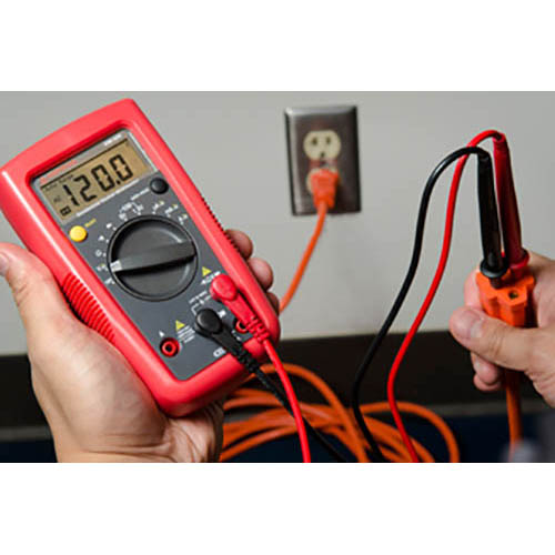 Amprobe AM-500 Do-it-Yourself Pro Digital Multimeter, 600V AC/DC, CAT III Rated & Audible Continuity (In Action 2)
