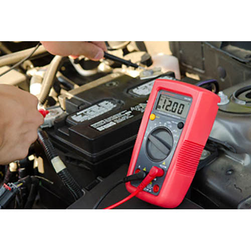 Amprobe AM-500 Do-it-Yourself Pro Digital Multimeter, 600V AC/DC, CAT III Rated & Audible Continuity (In Action 3)