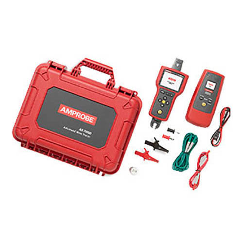 Amprobe AT-7020 0-600 V Advanced Wire Tracer Kit with Smart Sensor and LCD Display (With Accessories)