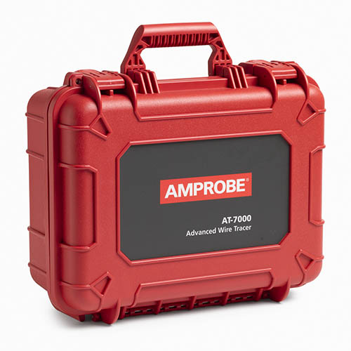Amprobe CC-7000 Hard Carrying Case for the AT-7000 Series Kits