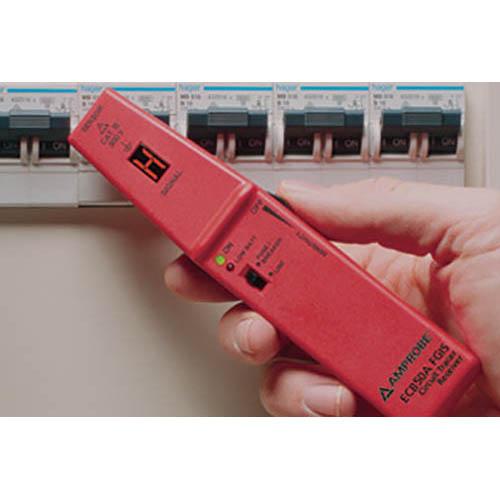 Amprobe ECB50A Circuit Breaker Locator and AC Line Tracer, Sort Wires in a Bundle (In Action)