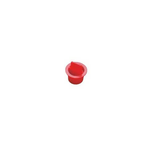 Atrix AVPA005 Hose Plug for the Omega-Series Vacuums, Red